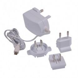 RASPBERRY Fuente de alimentación Micro USB 5V 2.5A Blanco para Raspberry Pi 3