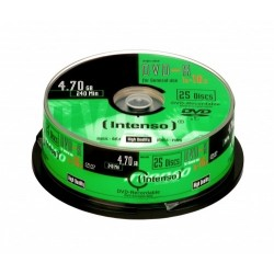 DVD-R 4,7GB, 16x, Cake Box 25