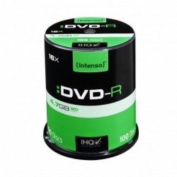 DVD-R 4,7GB, 16x, Cake Box 1000