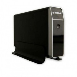 "B-Move Carcasa HD 3.5"""". IDE & SATA. USB 2.0. Negro"