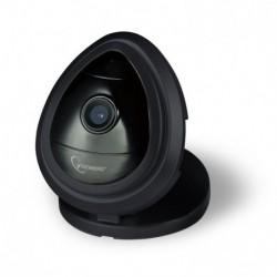 Gembird ICAM-WHD-01 1MP 1280 x 720Pixeles Negro cámara web
