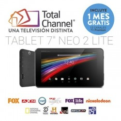 "Energy Tablet 7"" Neo 2 Lite DualCore 4GB 512MB + FUNDA ORIGI"