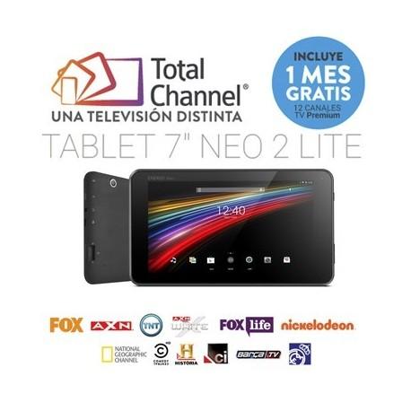 "Energy Tablet 7"" Neo 2 Lite DualCore 4GB 512MB + FUNDA ORIGI"