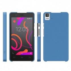 Bq Funda Aquaris E5s Blue Candy