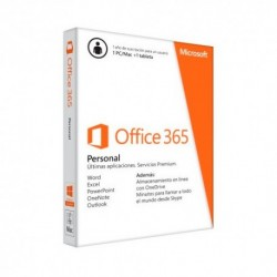 MICROSOFT OFFICE 365 PERSONAL 32-bit/x64 1Y