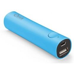 QUICKMEDIA PowerBank 2600Mah MicroUSB Azul