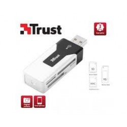 Trust 36-in-1 USB2 Mini Cardreader CR-1350p