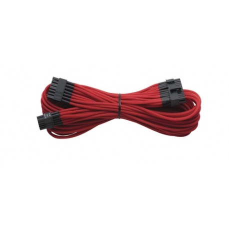 ACCESORIO FUENTE ALIMENT. CORSAIR Profes. Individually sleeved ATX Cable 24pin ROJO