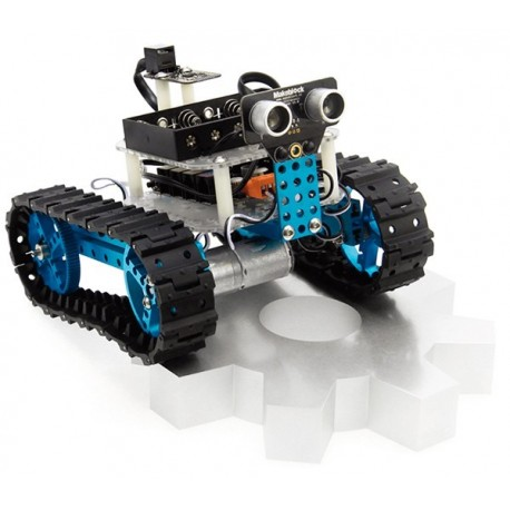 Robot Educativo STARTER KIT BLUETOOTH MAKEBLOCK