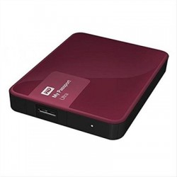 "DISCO DURO EXTERNO 2.5"" 4TB USB 3.0 WD MYPASS"