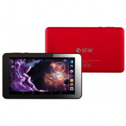 eSTAR Beauty HD 8GB Rojo