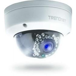 Trendnet Cámara HD, PoE, 1.3 Megapixels, Domo Fijo, Exteriores, Visión Nocturna (TV-IP321PI)