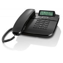 Gigaset Teléfono DA610 Negro