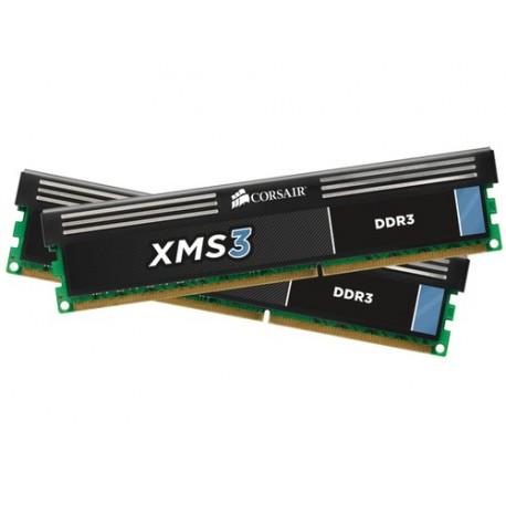 Corsair 16GB (2x8GB) DDR3 1600MHz DIMM PC3-12800 CL11