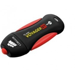 Corsair Flash Voyager GT 256GB USB 3.0 Negro, Rojo unidad flash USB
