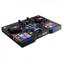 HERCULES CONSOLA DJ  INSTINCT P8 PARTY PACK