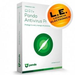 Panda Antivirus Pro - 3 Dispositivos - LICENCIA ELECTRONICA