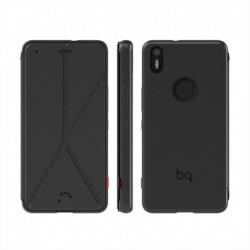 Funda Bq Aquaris X5 Plus Black Duo