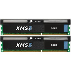 Corsair 16GB (2x 8GB) DDR3 XMS 16GB DDR3 1333MHz módulo de memoria