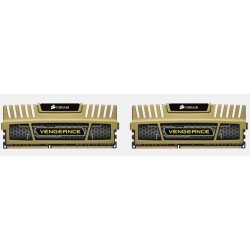 Corsair 16GB DDR3 Two Module Kit 16GB DDR3 1600MHz módulo de memoria