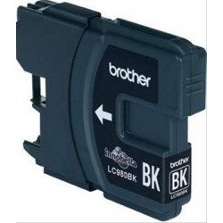 CART. BROTHER LC980BK NEGRO