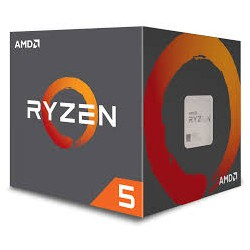 AMD RYZEN 5 1600 BOX AM4
