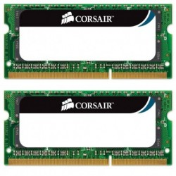 Corsair 16GB (2 x 8 GB) DDR3 1333MHz SODIMM 16GB DDR3 1333MHz módulo de memoria