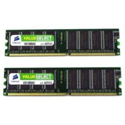 Corsair 8GB (2x4GB) DDR3 1600MHz UDIMM 8GB DDR3 1600MHz módulo de memoria