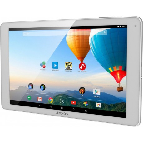 Archos Xenon 101b 16GB 3G Plata, Color blanco tablet