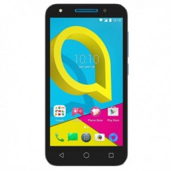 Alcatel U5 4G 8GB Negro, Azul