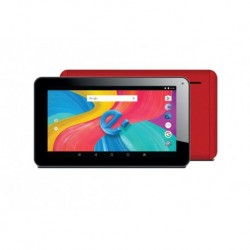 eSTAR Beauty 2 HD Quad Core Red 8GB Negro, Rojo tablet