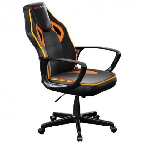 Tacens Mars Silla Gaming MGC0BO Negro/Naranja