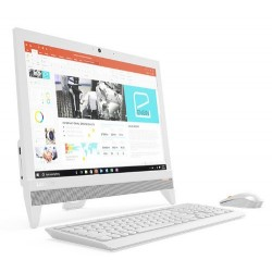 """Lenovo IdeaCentre 310-20IAP 1.50GHz J4205 19.5"""" 1440 x 900Pixeles Blanco PC todo en uno"""