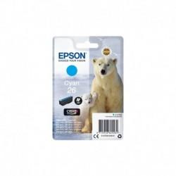 Epson Cartucho T2612 Cian XP520/620/720/820