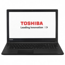 "Toshiba Satellite Pro R50-C-1CT 2GHz i3-6006U 15.6"" 1366 x 768Pixeles 4G Negro, Grafito Portátil"