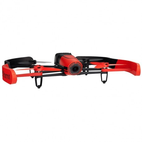 DRONE BEBOP RED AREA 1