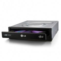 LG Regrabadora DVD-RW interna 24x Retail (GH24NSD1.AUAR10B)